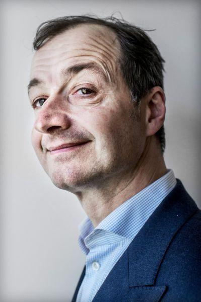 <strong>Eric Wiebes, Nederlands politicus. Hij is sinds 26 oktober 2017 minister van Economische Zaken en Klimaat in het kabinet-Rutte III</strong>
