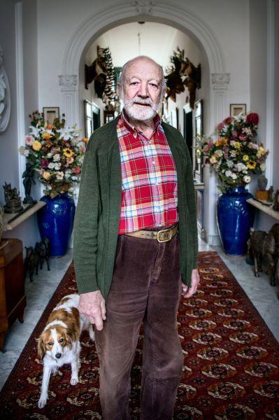 <strong>Godert Willem de Vos van Steenwijk, oud-ambassadeur in Moskou</strong>