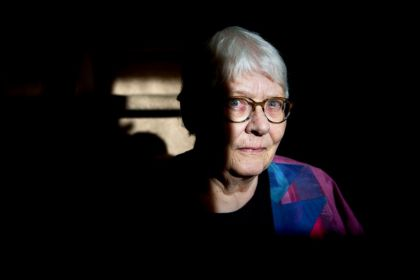 <strong>Gré van der Veen wordt wel de 'Annie M.G. Schmidt van Groningen' genoemd.</strong>