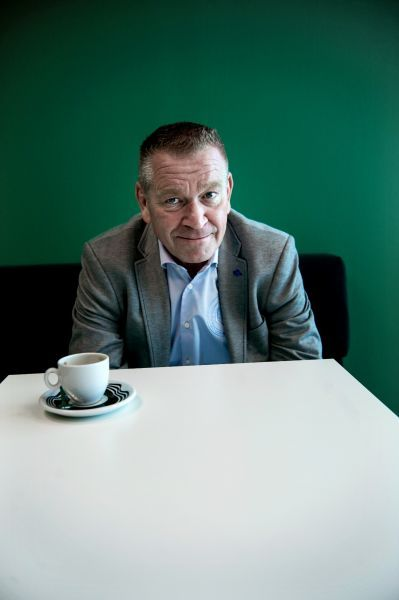 <strong>Hans Nijland, algemeen directeur van voetbalclub FC Groningen</strong>