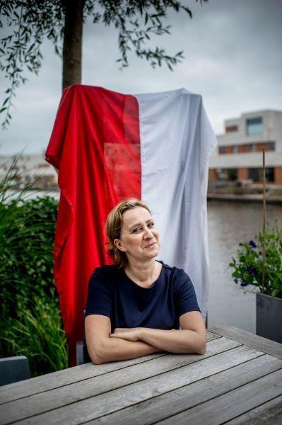 <strong>Magdalena Engel, oprichtster van Poolse School in Groningen , Polska Szkola</strong>