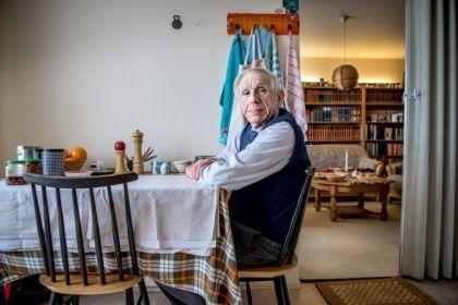 <strong>Michiel Severein, jarenlang officier van justitie en rechter in Leeuwarden. Voor zijn promotie onderzocht hij de afgelopen tien jaar de naoorlogse berechting van collaborateurs.</strong>