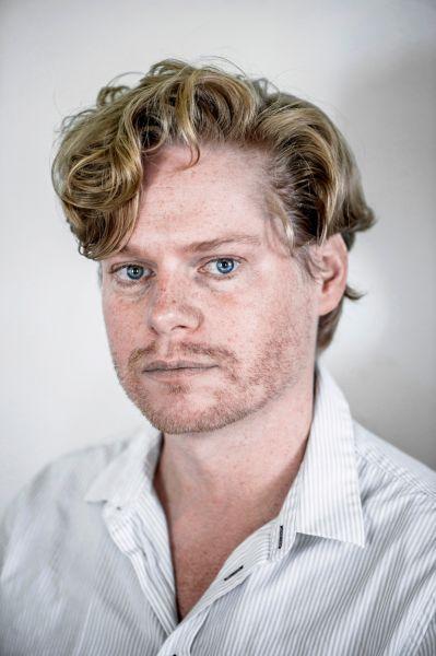 <strong>Tom Zwitser, filosoof en vormgever en heeft uitgeverij De Blauwe Tijger</strong>
