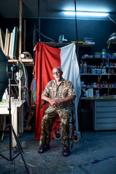<strong>Ton Aartsen, kunstenaar</strong>
